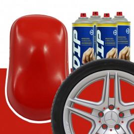 DIP Felgen-Set Rot