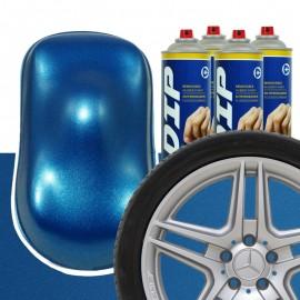 DIP Felgen-Set Blau metallic