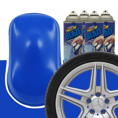 Plasti Dip Felgen-Set Blaze Blau