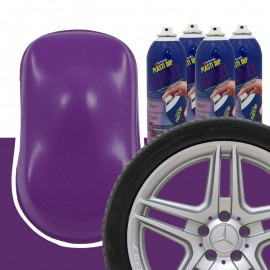 Plasti Dip Felgen-Set Blaze Violett