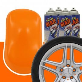Plasti Dip Felgen-Set Blaze Orange