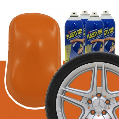 Plasti Dip Felgen-Set Orange