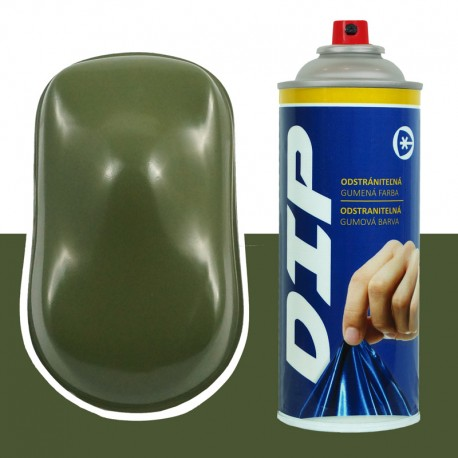 DIP Spray Militär-grün