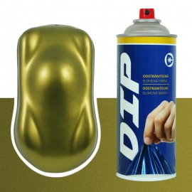 DIP Spray Olivengold metallic