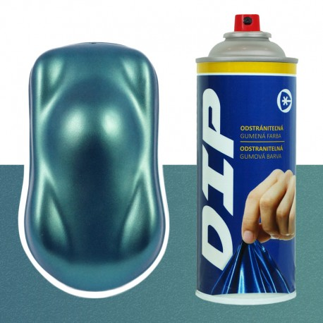 DIP Spray Grünblau metallic