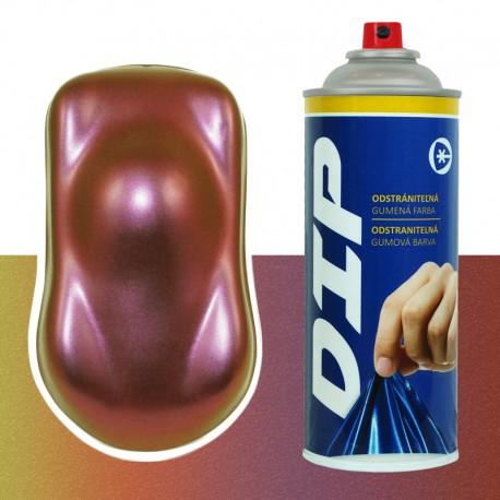 DIP Spray Chamäleon Violett/Rot/Orange/Gelb