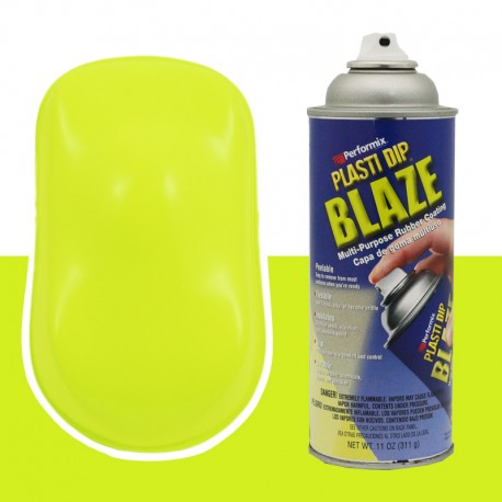 Plasti Dip Spray Blaze Gelb