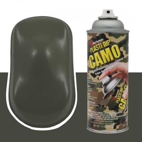 Plasti Dip Spray Camo Grün