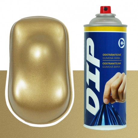 DIP Spray Altgold metallic