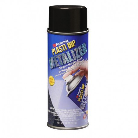 Plasti Dip Metalizer Graphit