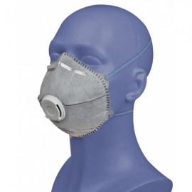 Atemschutzmaske SPIRO P2 mit Aktivkohlefilter
