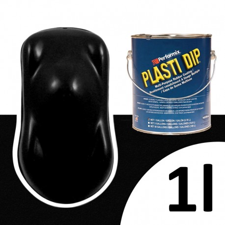 Plasti Dip UV 1L Schwarz