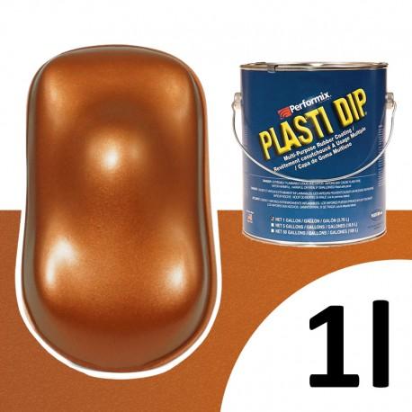 Plasti Dip UV 1L Kupfer metallic