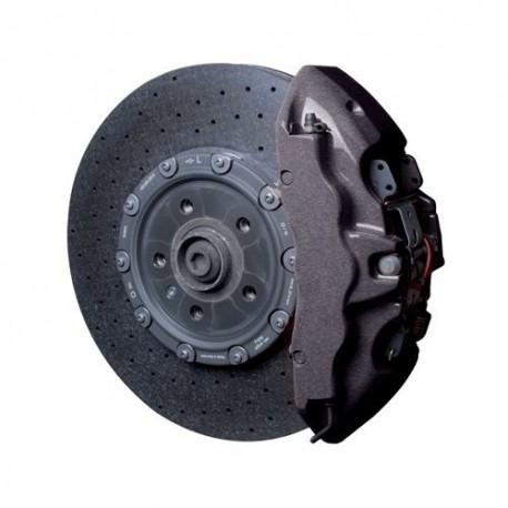 Foliatec - Bremssattel Lack Set Grau (Carbon Metallic)