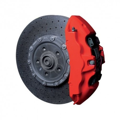 Foliatec - Bremssattel Lack Set Rot Matt (Racing Rosso Matt)