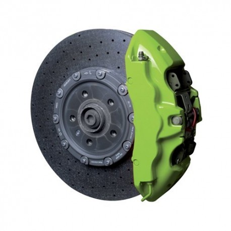Foliatec - Bremssattel Lack Set Grün (Toxic Green)