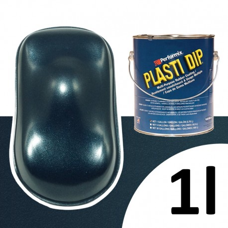 Plasti Dip UV 1L Dunkelblau metallic