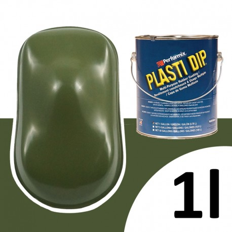 Plasti Dip UV 1L Militär-grün