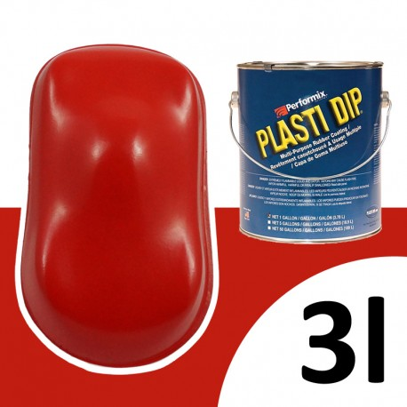 Plasti Dip UV 3L Rot