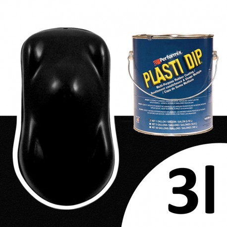 Plasti Dip UV 3L Schwarz