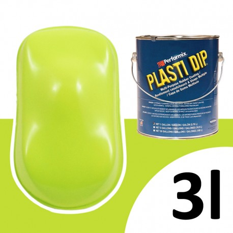 Plasti Dip UV 3L Limetten-Gelb