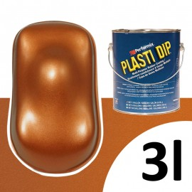 Plasti Dip UV 3L Kupfer metallic