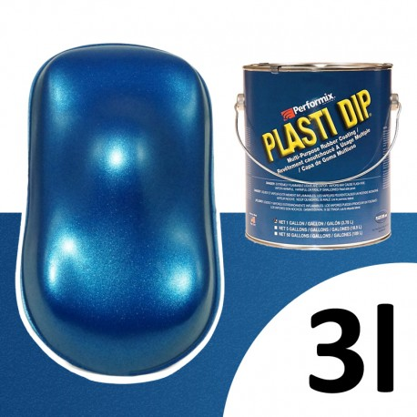 Plasti Dip UV 3L Blau metallic