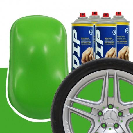 DIP Felgen-Set Limetten-Grün